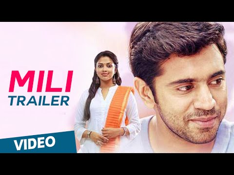 Mili Official Theatrical Trailer | Nivin...