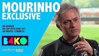 Mourinho on Wenger: