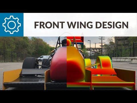 F1 Aerodynamics Workshop (Session 1) ― Front Wing Design