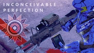 Halo 5 - INCONCEIVABLE PERFECTION?! // Snipers on Eden