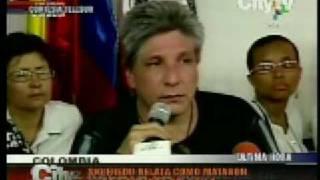 Sigifredo explica por qué se salvo de la masacre de los diputados