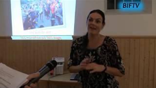 Annette Fredskov giver gode råd til Dansk kvinde fodbold