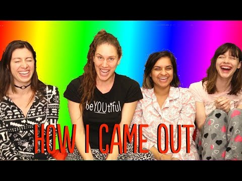 🙀 How I Came Out (COMING OUT STORIES) #NationalComingOutDay