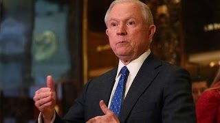 Sessions, Pompeo Tapped as Trump Cabinet Picks