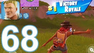Fortnite - Gameplay Walkthrough Part 68 - Solo Win (iOS)