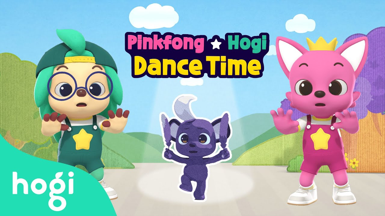 A Monster Bird Has Appeared! | Dance Time | Choreography for Kids | Dance with Pinkfong & Hogi