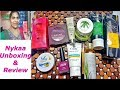 Unboxing & Review Nykaa Products Chemical Free Face Wash And Face Pack