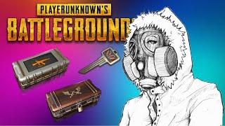 PUBG - *New Update* Weapon Skins Open Crate (Triumph Crate + Raider Crate)