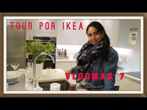 Compras en Ikea, quiero todo | Comienzan las Vacaciones |🎄❄ Vlogmas 7!!!