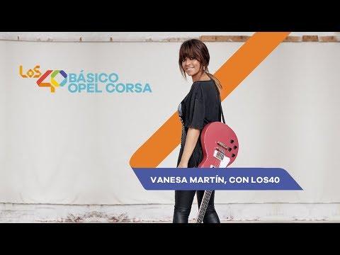 Vanesa Martín en concierto con LOS40 Básico Opel Corsa