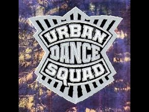URBAN DANCE SQUAD MENTALFLOSS FOR THE GLOBE 1990