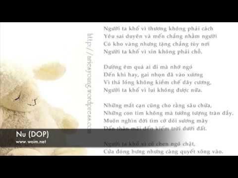 Dại khờ - Xuân Diệu - Radio online NU (DOP)