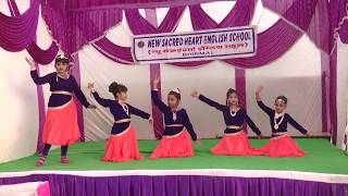 leja leja dance performance