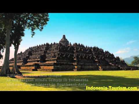The Wonderful Temple of Borobudur, Prambanan, and Ratu Boko, Central Java - Indonesia
