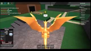 Roblox - Pokemon Battle Brawlers (Legendary and Items)