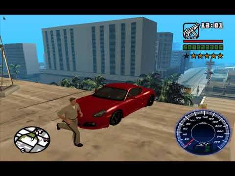 GTA SA Busted 6