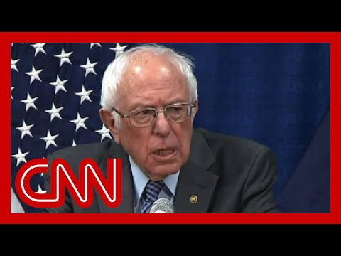 Bernie Sanders Drops Out Of 2020 Presidential Race