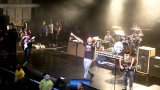 "Please Subscribe! Thanks! This is New Found Glory performing ""Kiss ..."