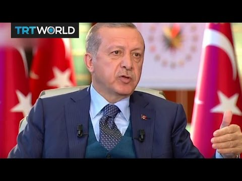 Erdogan to discuss Syria, Iraq and Gulen's extradition with Trump