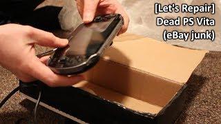[Pickup/Repair] Dead PS Vita