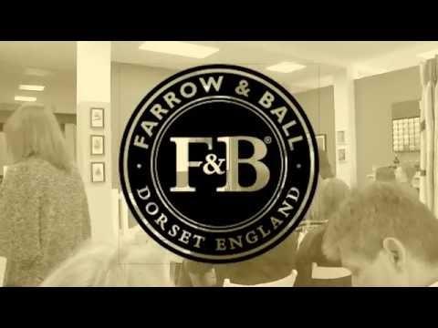 Презентация английских красок  Farrow & Ball в artemida design часть 02