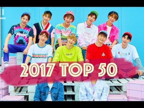 MY TOP 50 KOREAN SONGS OF 2017