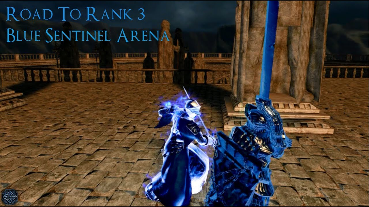 Dark souls 2 blue sentinels arena matchmaking