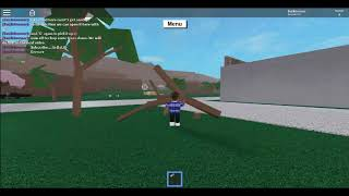 Roblox-Lumber Tycoon 2-TREE CHOPPING-'Beginning LT2' Series-Part 2