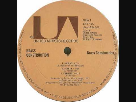 Brass Construction - Peekin'