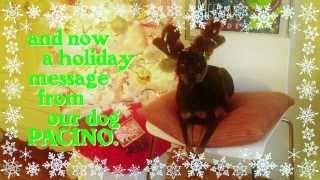 Barking Dog Jingle Bells