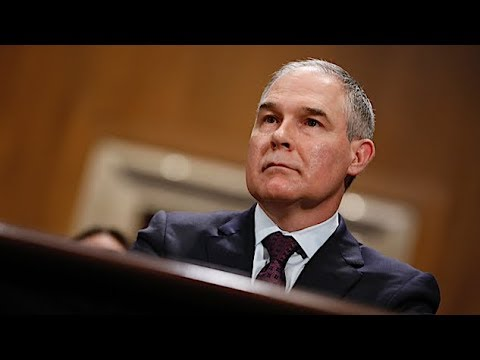 EPA Relaxed Rules On 80,000 Toxic Chemicals