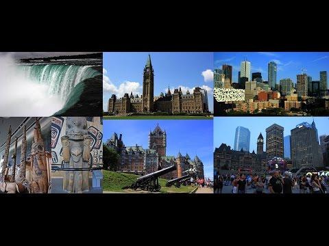 143a. ΑΝΑΤΟΛΙΚΟΣ ΚΑΝΑΔΑΣ-EAST CANADA: Niagara, Ottawa, Toronto, Montreal, Quebec