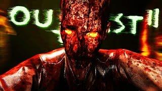 LITERALLY RAINING BLOOD!! | Outlast 2 - Part 7