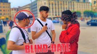 BLIND-DATE mit JENNIFER !..😱 | STREETCOMEDY | Denizon