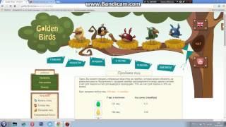 🔴 НА ПРИМЕРЕ Голден Бердс ЛОХОТРОНА Golden Birds Инструкция обращения в Управление «К» МВД России