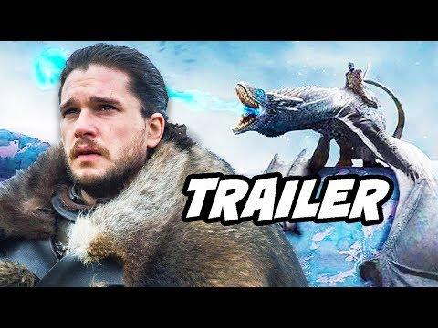 Game Of Thrones Season 8 HBO Countdown Trailer Breakdown