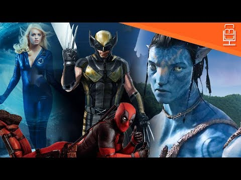 X-Men, Fantastic Four, Avatar and Deadpool are all Disney owned Films Now CONFIRMED