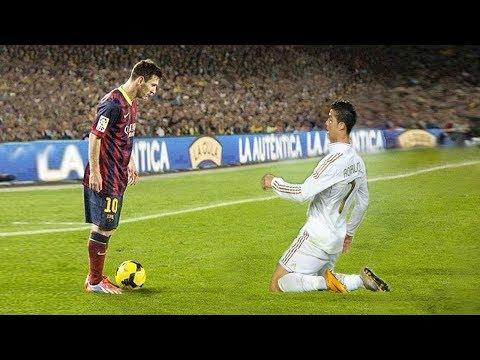 5 Times Lionel Messi Humiliated Cristiano...