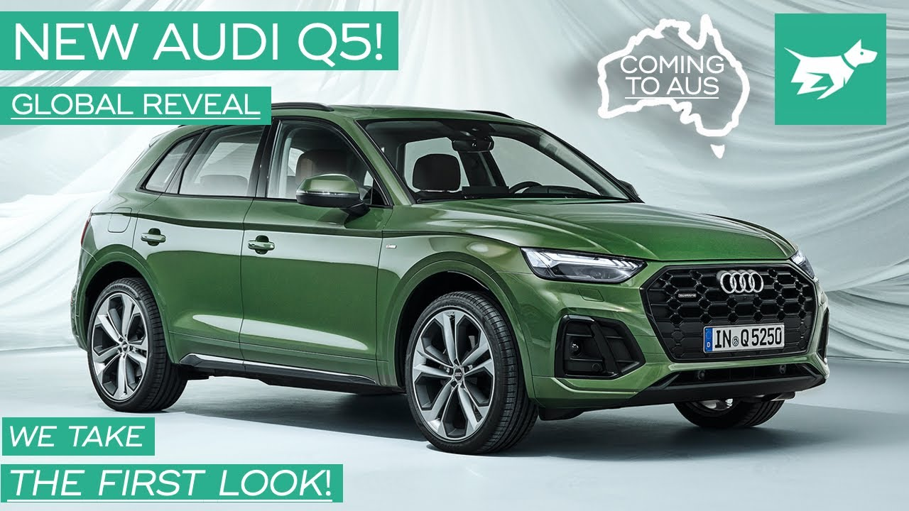 Audi Q5 2021 review walkaround – updated luxury crossover