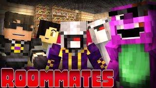 "Minecraft ROOMMATES! - ""BODY SWAP BONANZA?!"" S2 #5 (Minecraft Roleplay)"
