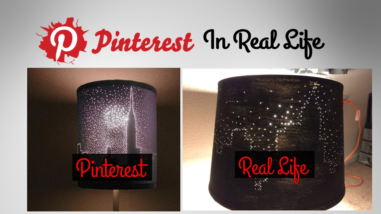 Diy cityscape lampshade pinterest in real life youtube aloadofball Images