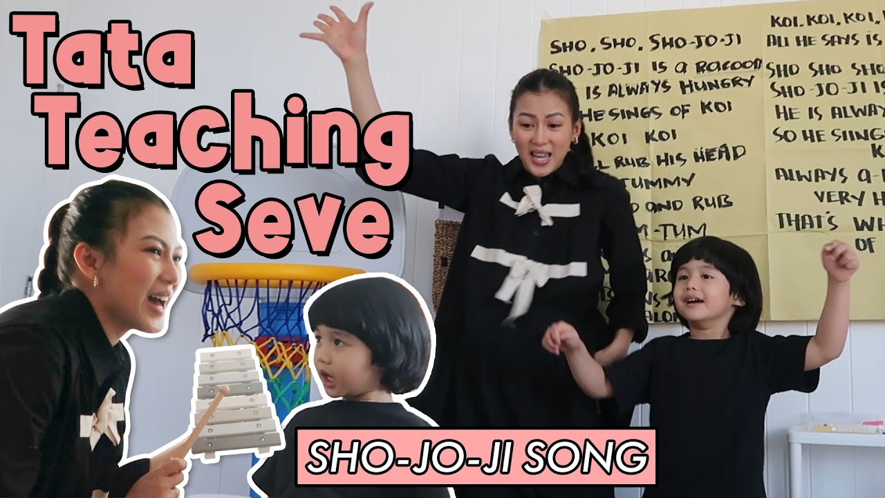 Music Class with Seve by Alex Gonzaga