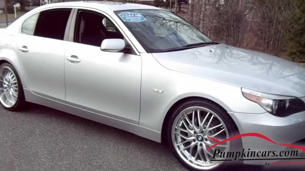2006 Bmw 525i Premium Package 72k Miles Youtube