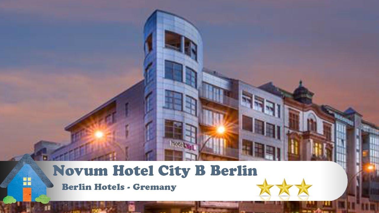 Novum Hotel City B Berlin Centrum Hotels Germany