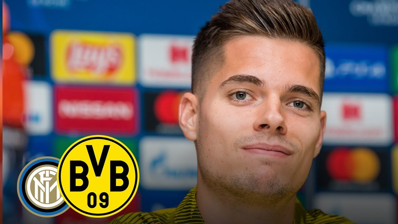 """Wollen hier punkten!"" | PK mit Favre & Weigl | Inter Mailand - BVB"