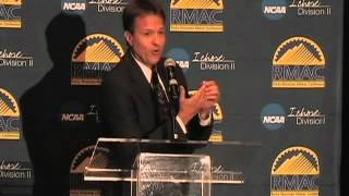 Pat Porter RMAC Hall of Fame Induction Speech