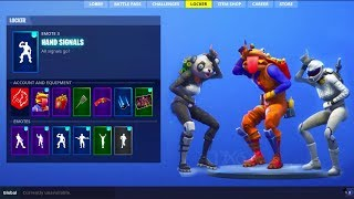Nouveau Mini Take The L Emote fuite dans Fortnite Battle Royale!