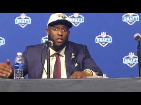 Leonard Fournette Says No One In NFL Can Stop Him #NFLDraft