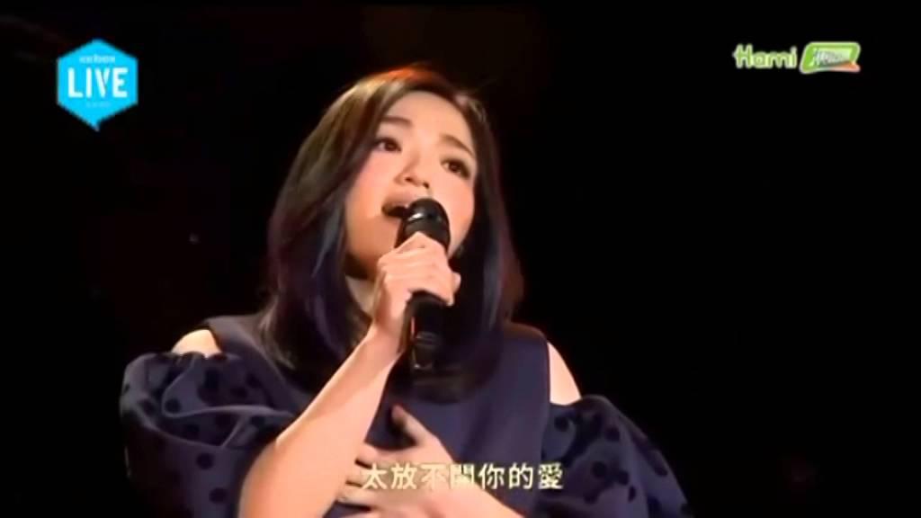 徐佳瑩-忽然之間(莫文蔚) Transition華麗的轉身演唱會