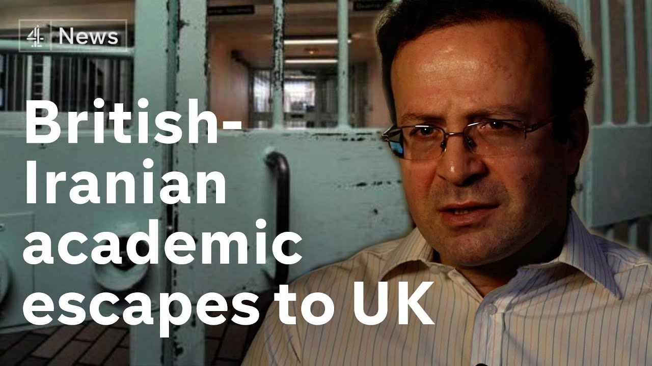 British-Iranian Anthropologist Kameel Ahmady, Sentenced to Nine Years in Prison, Escapes Iran